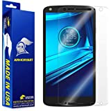 ArmorSuit MilitaryShield - Motorola Droid Turbo 2 Screen Protector Anti-Bubble & Extreme Clarity HD