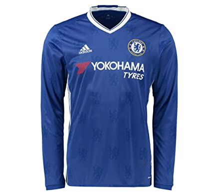 Adidas Chelsea FC Mens Home Replica Soccer Jersey XS Chelsea Blue-White a093b0746