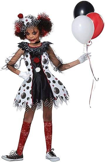 Amazon.com: California Costumes disfraz de payaso de terror ...