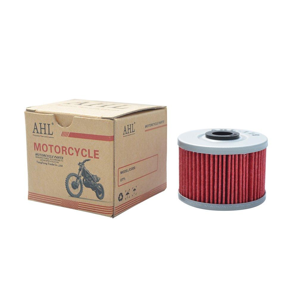AHL- Motocicletta Filtro olio per HONDA NX650 DOMINATOR 650 1988-2002