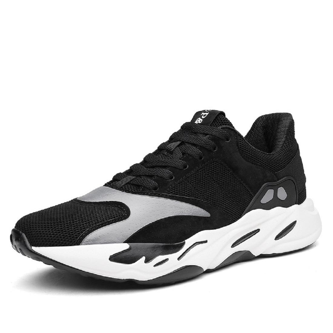 Herren Mode Das neue Sportschuhe Draussen Trainer Turnschuhe Laufschuhe Schuhe erhöhen EUR GRÖSSE 36-44