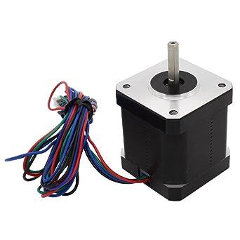 ueetek NEMA 17 Motor Paso Para Impresora 3d CNC de robot 42,5 mm ...