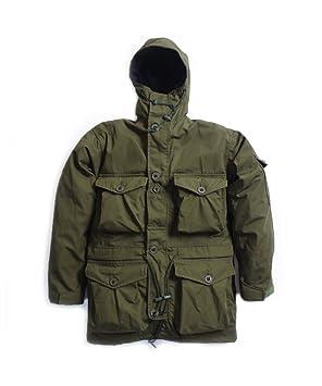 Arktis B Military Outdoor Smock Jacket Olive Green Large