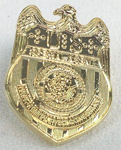 Mini Badge Lapel Pin - 1