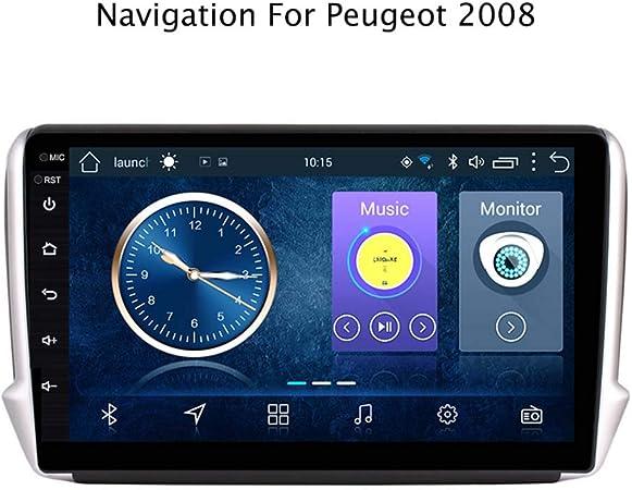 HARBERIDE Android 8.1 para Peugeot 2008 208 2014-2018 Quad-Core 9