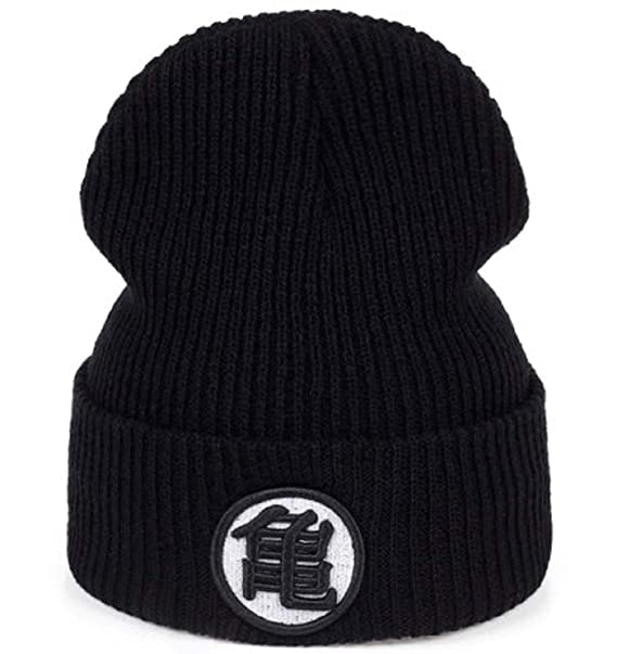 Tresbon Products Dragon Ball Z Wukong Pinched Beanie Scully Hat