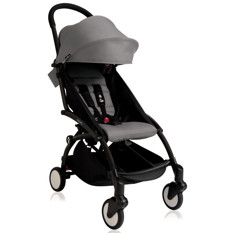 Babyzen YOYO Stroller – Black Grey