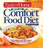 Taste of Home Best of Comfort Food Diet Cookbook: Lose weight with 760 amazing foods