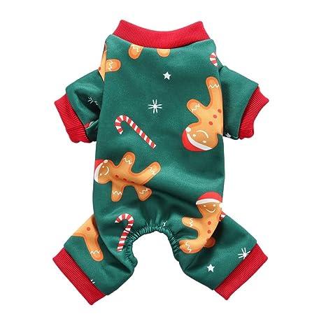 Handfly Pijamas para Perros Monos para Perros pequeños ...
