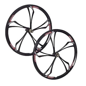 Mountain Bike Wheels Rueda De Bicicleta De Carretera MTB DELANTERA ...