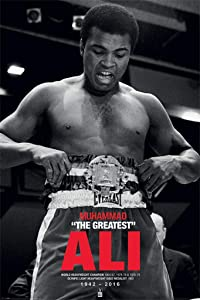 Pyramid America Muhammad Ali Commemorative Belt Tribute Cool Wall Decor Art Print Poster 24x36