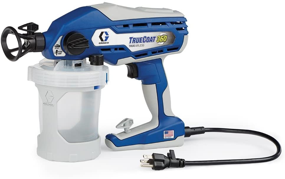 Graco TrueCoat 360 Paint Sprayer - 16Y385