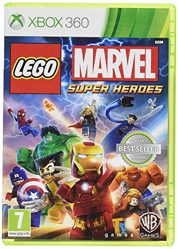 LEGO Marvel Super Heroes Classic (Xbox 360) (Superhero Games For Xbox 360)