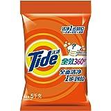 Tide 汰渍 全效360度洗衣粉洁雅百合香型5kg(新老包装更换,随机发货)