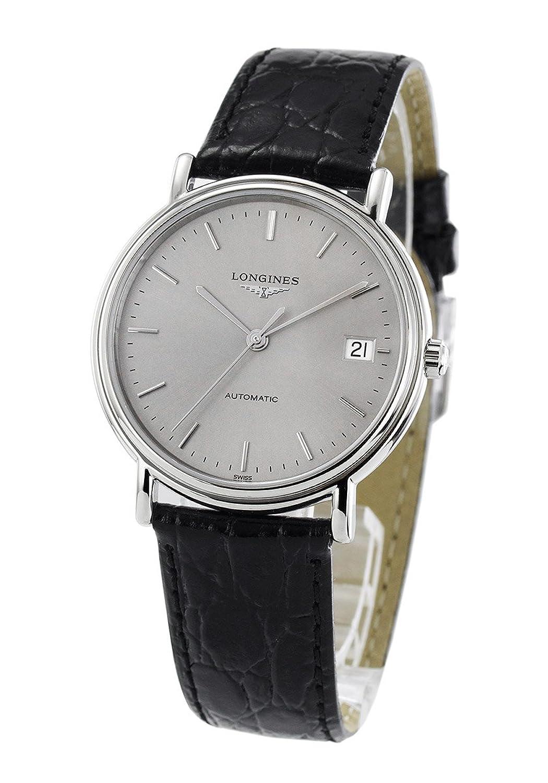 ロンジン グランドクラシック プレザンス 腕時計 メンズ LONGINES L4.821.4.72.2[並行輸入品] B077YHVR69