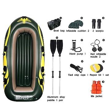 Challenger Kayak - Juego de Kayak Inflable Plegable for 4 ...