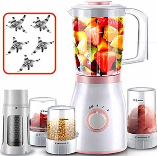 Exprimidor Multifuncional Licuadora de Frutas y Verduras Alta ...