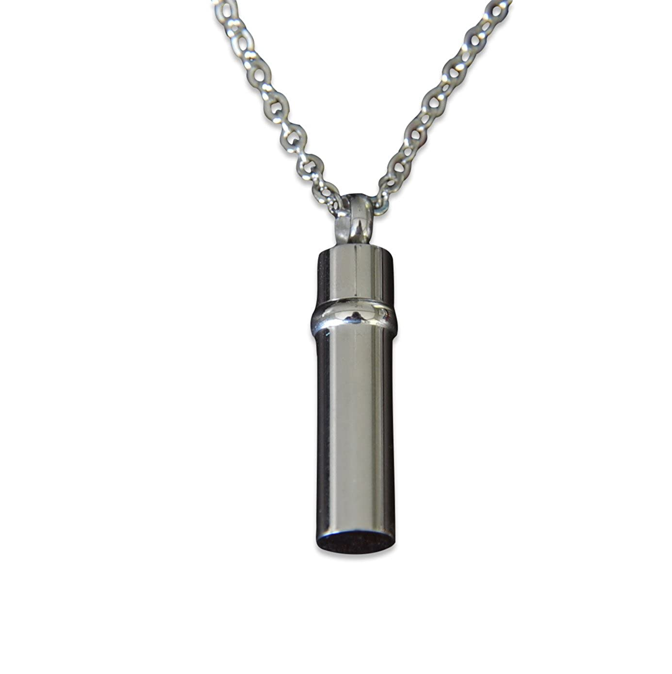 Amazon.com: Joyas en plata Poison Vial Prayer Cápsula Para ...