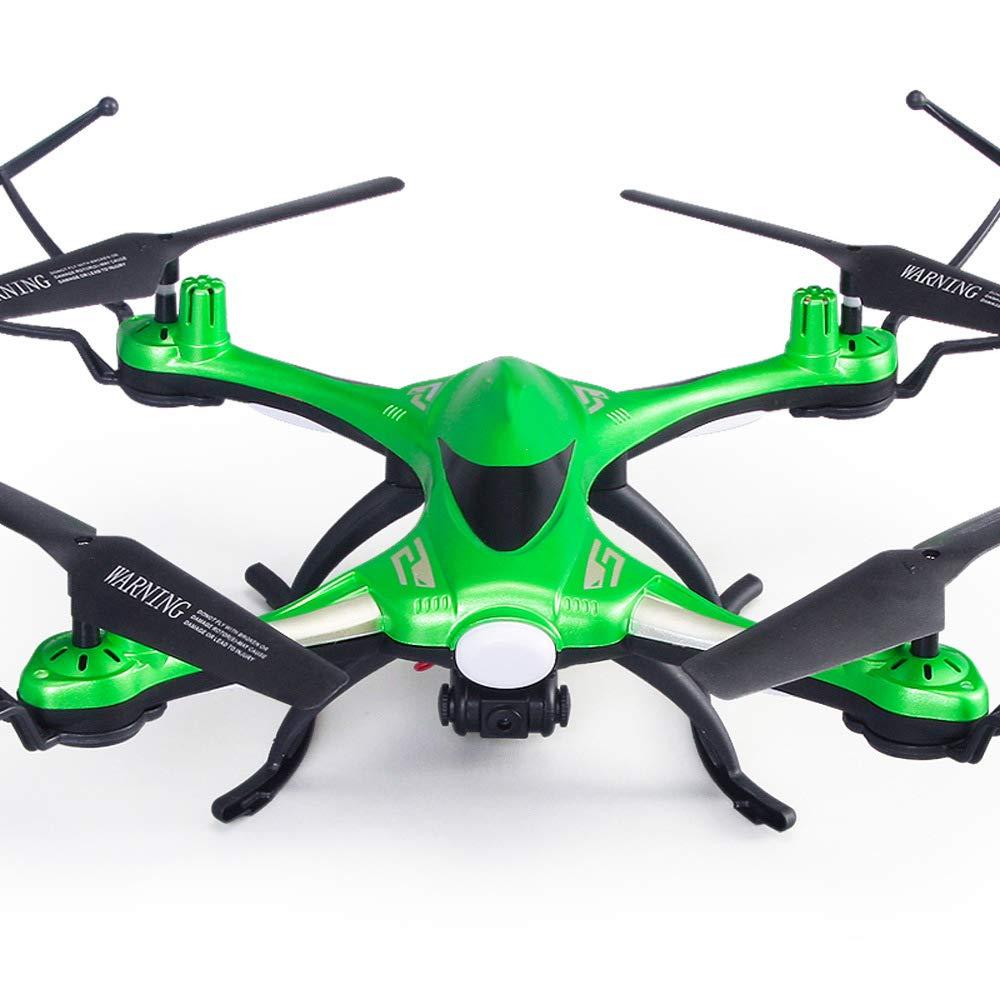 AXJJ RC Quadcopter Drohnenkamera WiFi Drone Selfie Quadcopter Einhandbedienung Wasserdicht Grün