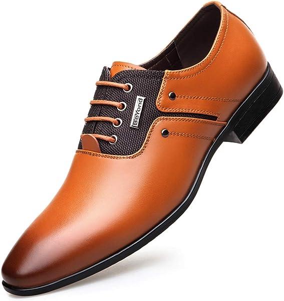Los Hombres Negocio Zapatos Mocasines De Novia Formal De Hombres OtoñO Primavera