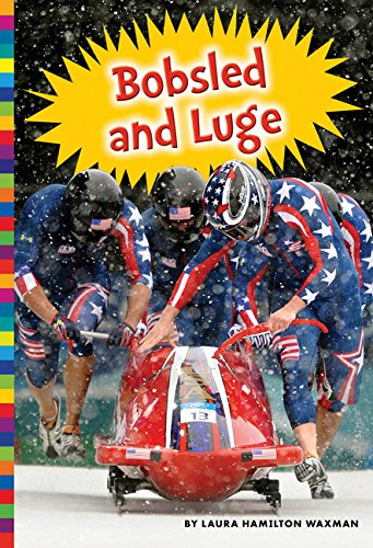 Winter Olympic Sports: Bobsled and Luge