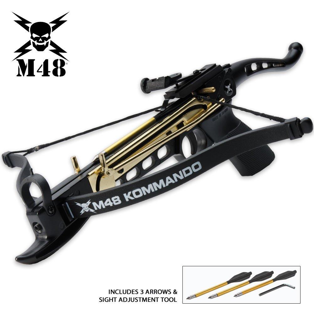 M48 Cobra 80-lb Crossbow