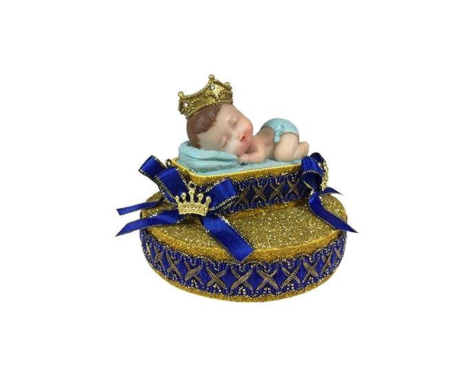 Amazon.com: Azul real Little Prince Decoración de Pasteles ...
