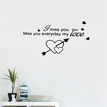 Amazon.com: Anglewings Vinyl Decal Quote Art Wall Sticker ...