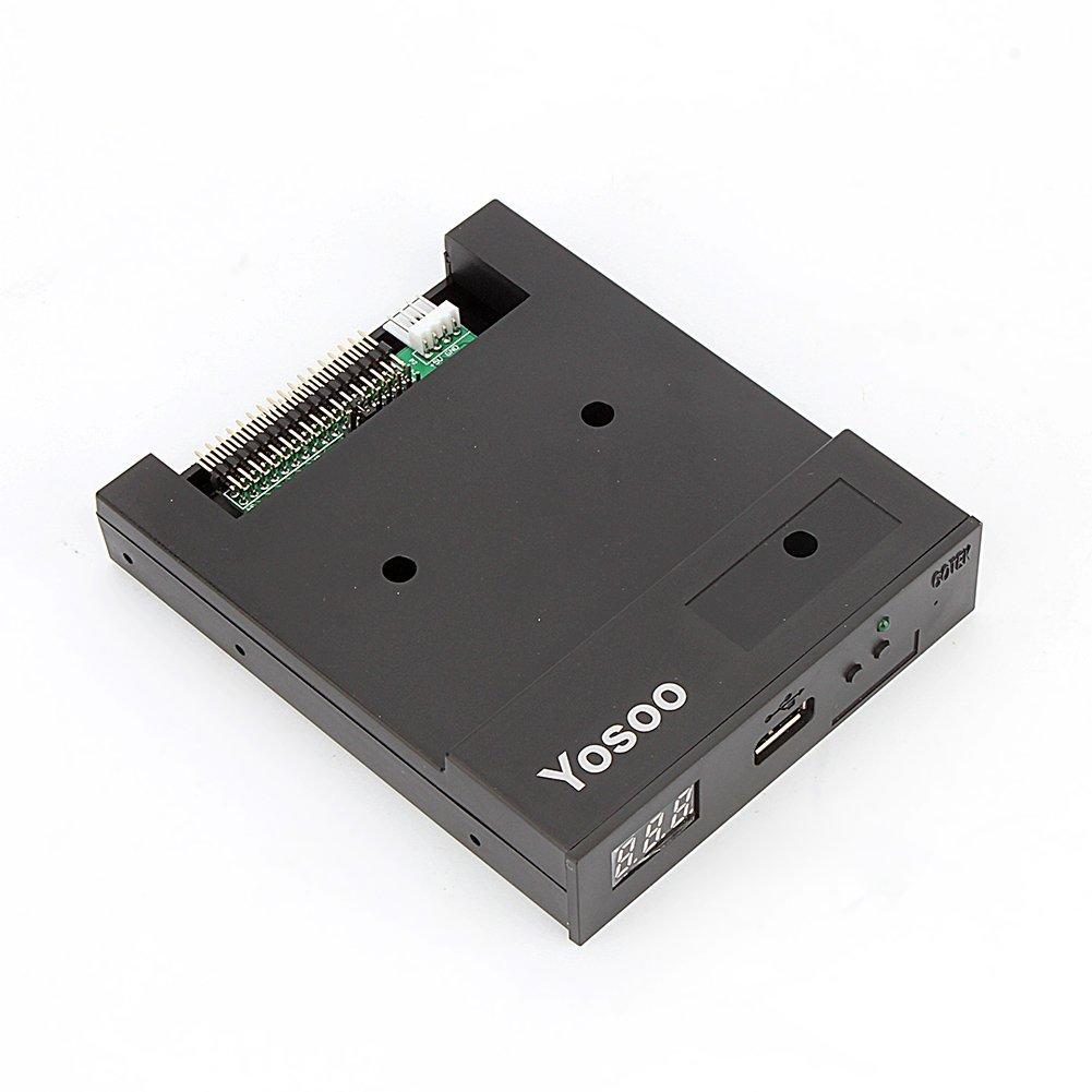 Yosoo SFR1M44 - U100K updated version USB floppy drive emulador de órgano electrónico: Amazon.es: Electrónica