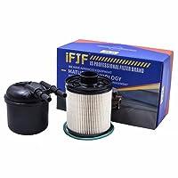 Deals on iFJF FD-4615 6.7 Powerstroke Fuel 5 Micron Fuel Water Filter