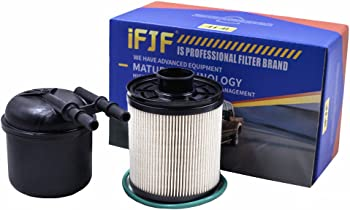 iFJF Fuel Filter Set for Ford Diesel Trucks