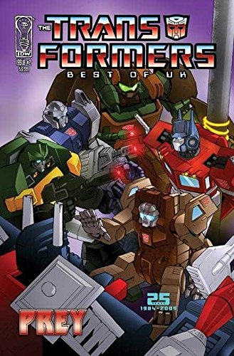 Transformers Best of the Uk Prey #2 PDF