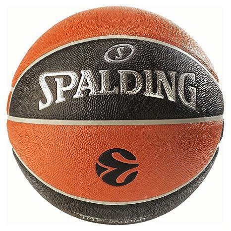 Amazon.com: Spalding Euroleague TF500 Legacy Balón de ...
