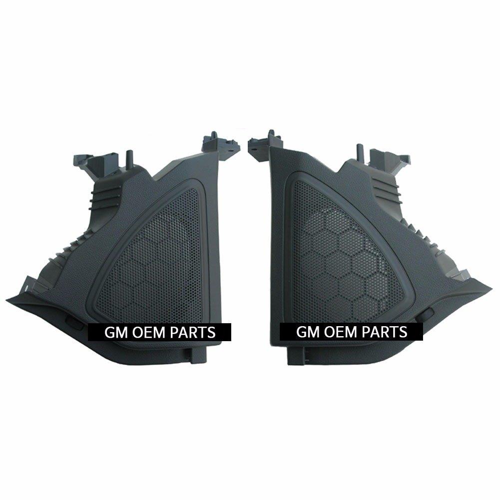 Rear Speaker Cover LH+RH For GM Chevrolet Spark 2010-2015 OEM Parts