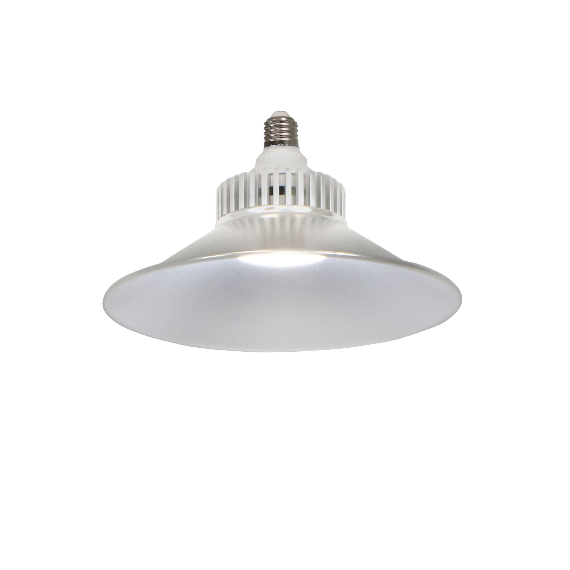 ATM-LED 20W Energy-Efficient 6000K Daylight LED Replacement Utility Bulb with Aluminum Reflector, 2200 Lumens, Garage, Basement, Workshop or Shed, Single Light