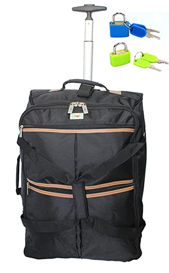Amazon.com: New Airlines Free Rolling Carry on 24
