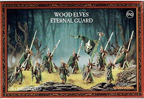 Warhammer - Wood Elfos Eterno Guardia: Amazon.es: Juguetes y juegos