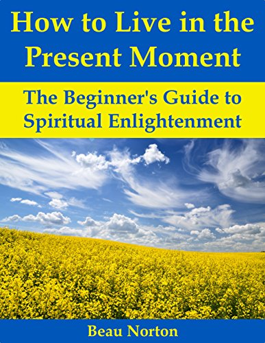 How Live Present Moment Enlightenment ebook product image