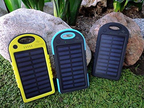 5V 1 Amp Solar Panel - 9