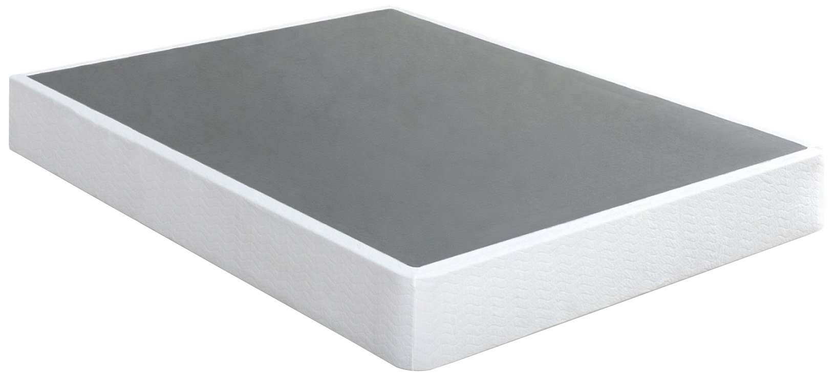 zinus 9 inch high profile smart box spring mattress foundation strong steel 841550068634 ebay. Black Bedroom Furniture Sets. Home Design Ideas