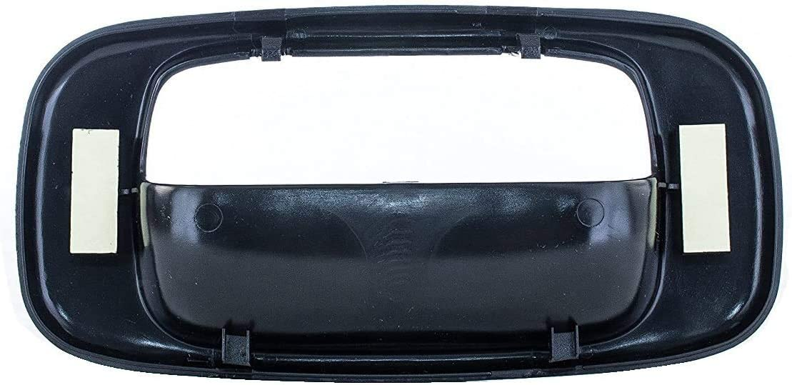 I-Match Auto Parts Rear Tailgate Handle Bezel Replacement For 1999-2007 Chevrolet Silverado//GMC Sierra 1500 2500 3500 Includes 2007 Classic GM1916102 15228539