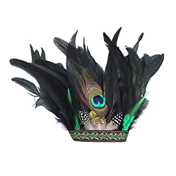 Non No Slip Suede Leather Headband,Girl,Women Men Boho Tribal Sport Hairband