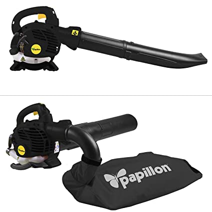 Aspirador Soplador Papillon Gasolina 26 Cm³.: Amazon.es: Hogar