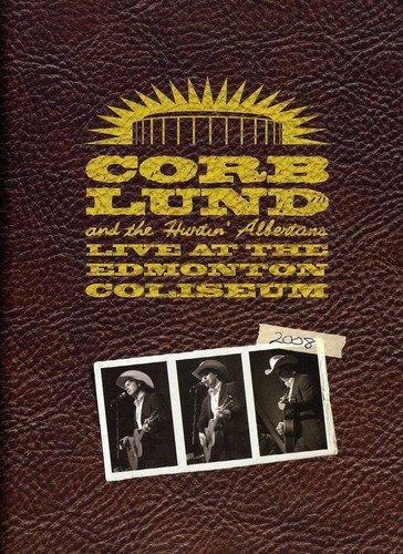 DVD : Corb Lund - Live At The Edmonton Coliseum (Canada - Import, NTSC Format)