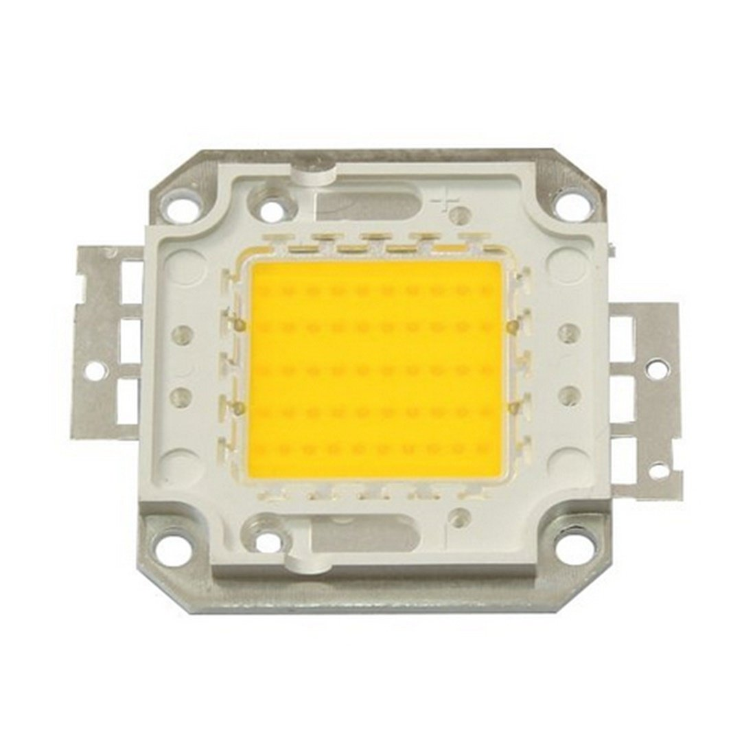 JUJIANFU-Bulbs High Power LED Chip Beads COB Beads 20W 30W 50W 70W 100W 3000K/6000K for Floodlight Spotlight (Color : Warm white-70W)
