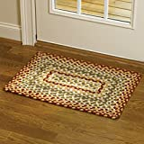 Park Designs Mill Village Braided Rectangle Rug - 20