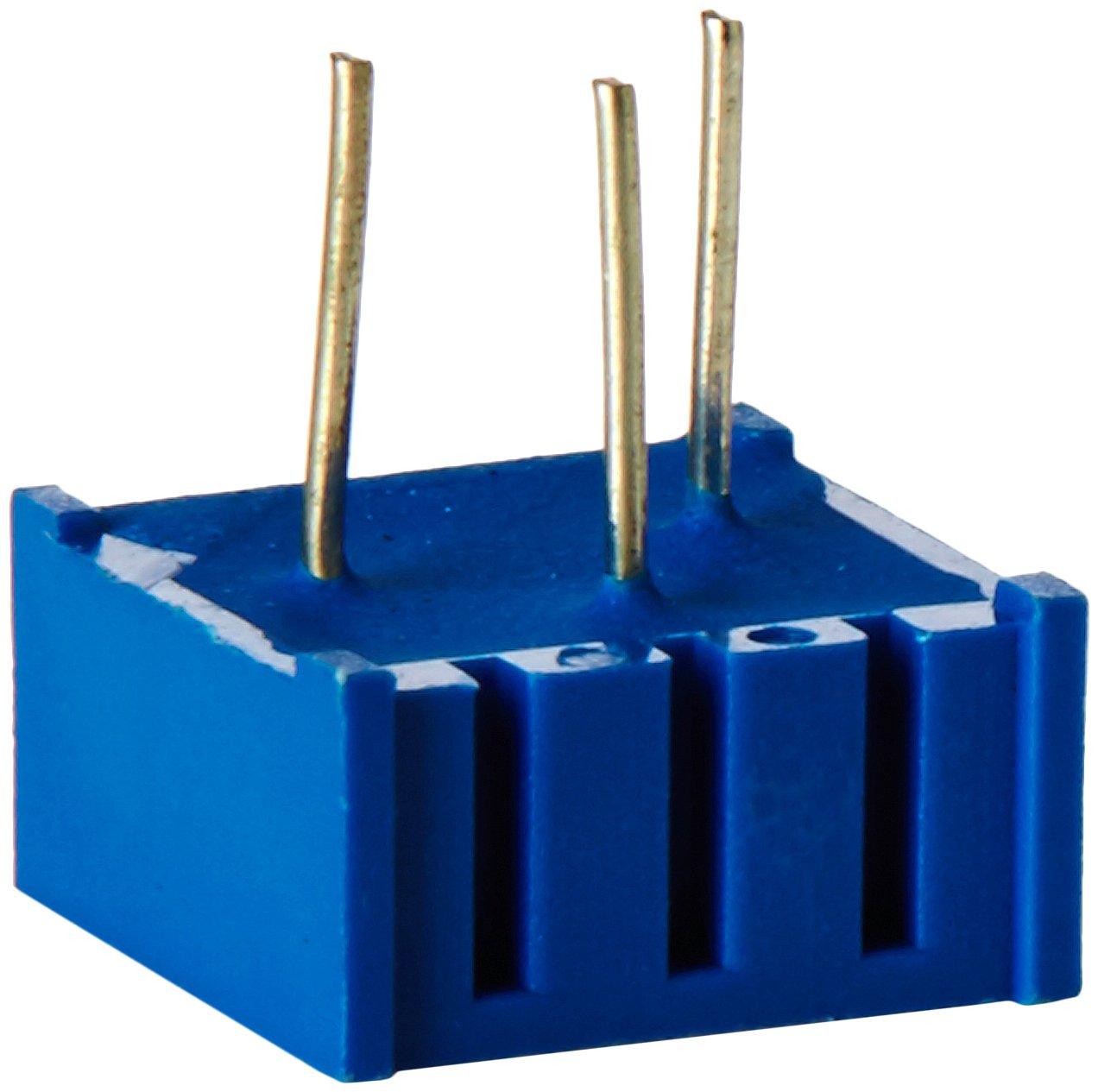 10 Pcs 10K Ohm Top Adjustment Variable Resistors Potentiometer