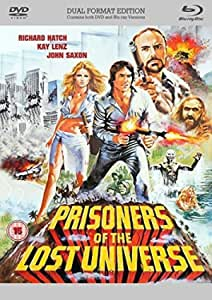 Prisoners of the Lost Universe [Blu-ray]