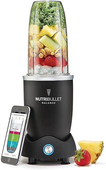 NUTRIULLET Balance 1200 W - Batidora conectada - Tecnología ...