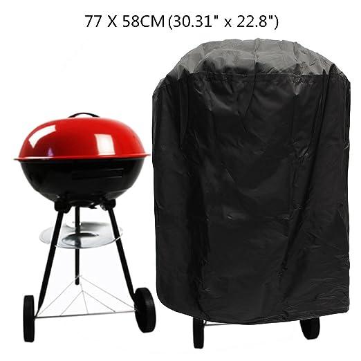 53 opinioni per KING DO WAY Barbecue Copertura Protezione Impermeabile BBQ Copri Cover Tondo